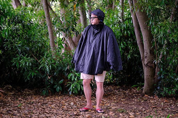 【アウトドアなスゴ服】ファブリックを生かしきったマムート渾身のポンチョが超絶クール!