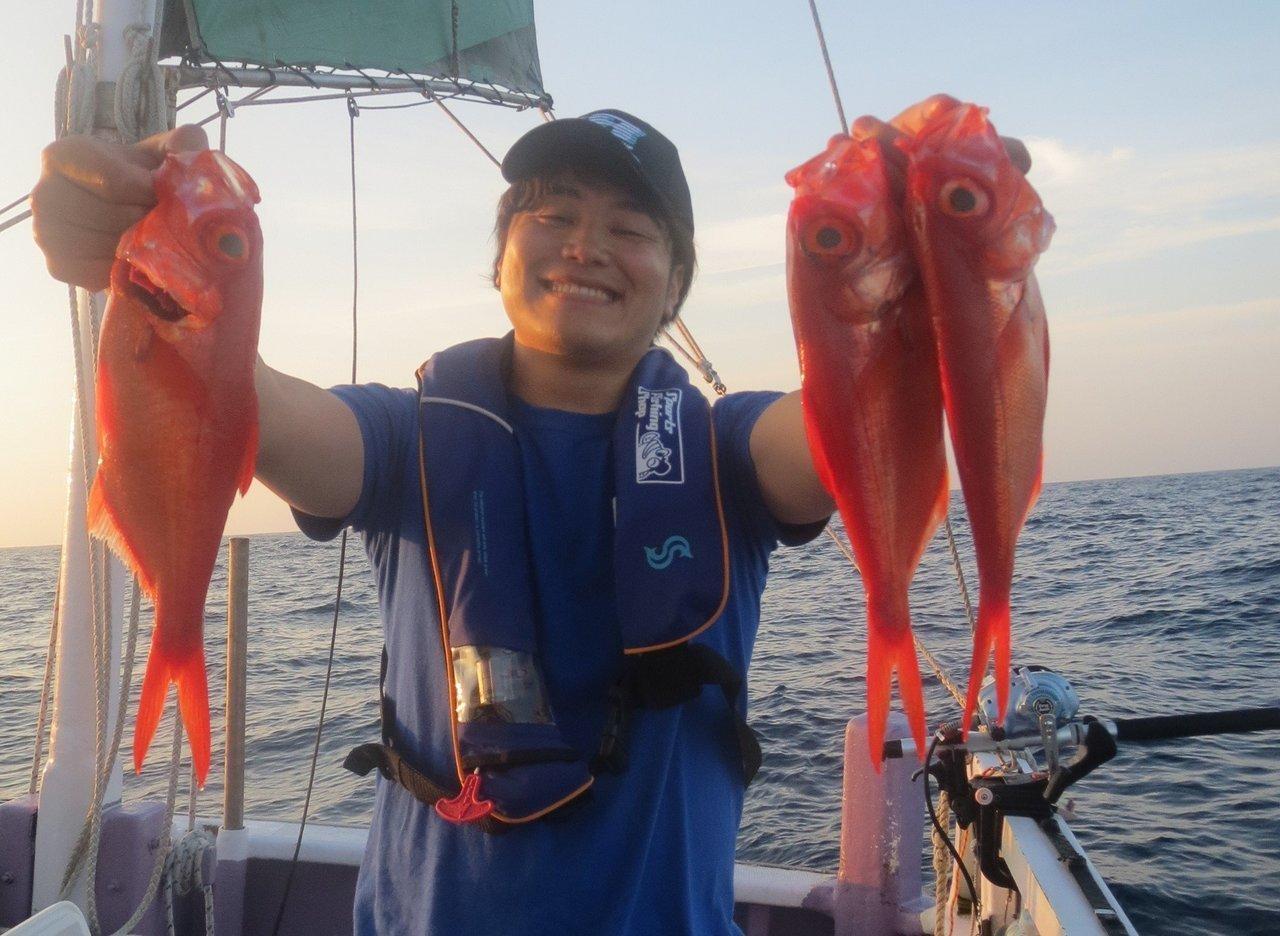 キンメダイ釣りのポイントは追い食いさせること!高級魚キンメダイの特徴や使用タックル、美味しい食べ方レシピまで大公開!