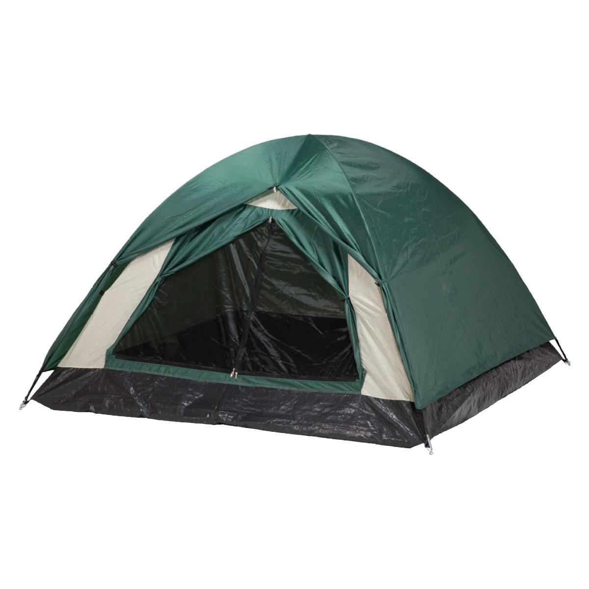 ソロキャンプで満足できるリーズナブルなテントを紹介!