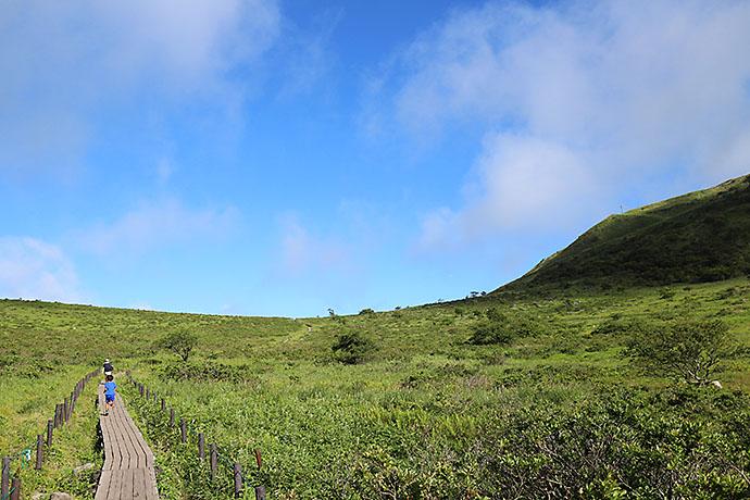 霧ヶ峰(きりがみね)の登山ルート・難易度