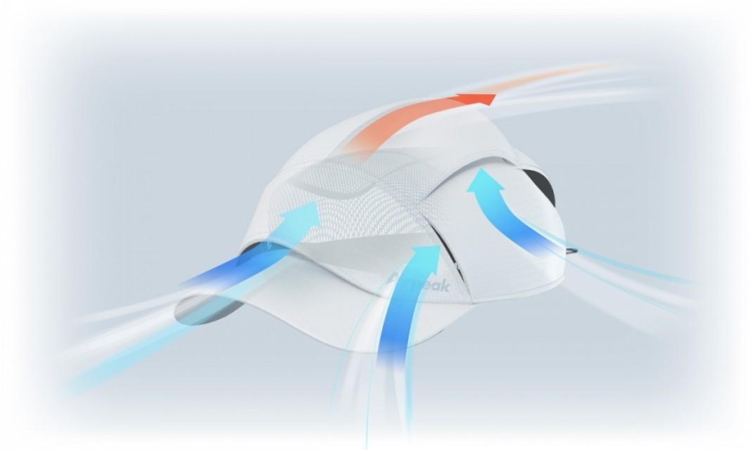 熱中症対策に有効な帽子『Airpeak』2020コレクションではキッズモデルを販売開始!また、リユースプロジェクト(RE AIRPEAK PROJECT)も開始致します。