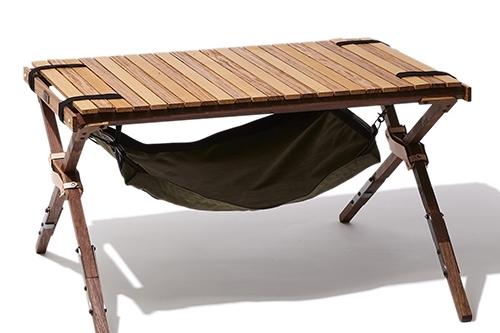 前回即完売の端材を使った極上ウッドテーブルが、パワーアップして再登場!