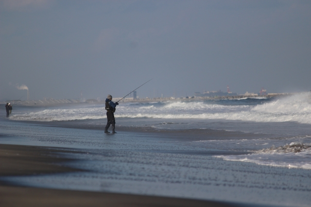 釣り初心者の方必見!一人で釣りに行く時に注意したいこと