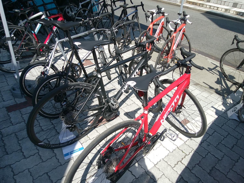ロードバイク・グラベルロード・クロスバイクの違いを徹底解説