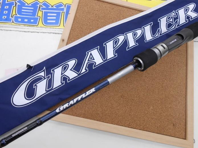 【オフショアならシマノのグラップラー!】ロッド・リールの最新ラインナップをご紹介!
