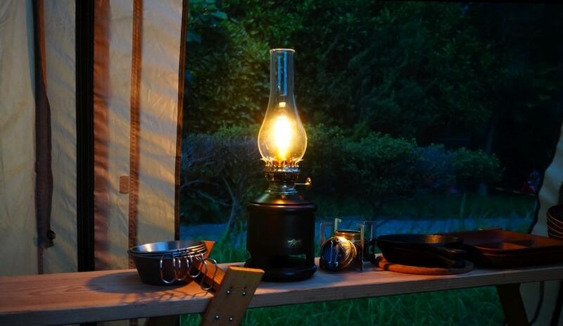 【先行レビュー】アラジンのランタンスピーカーが超お洒落!キャンプ&家で映える調度品