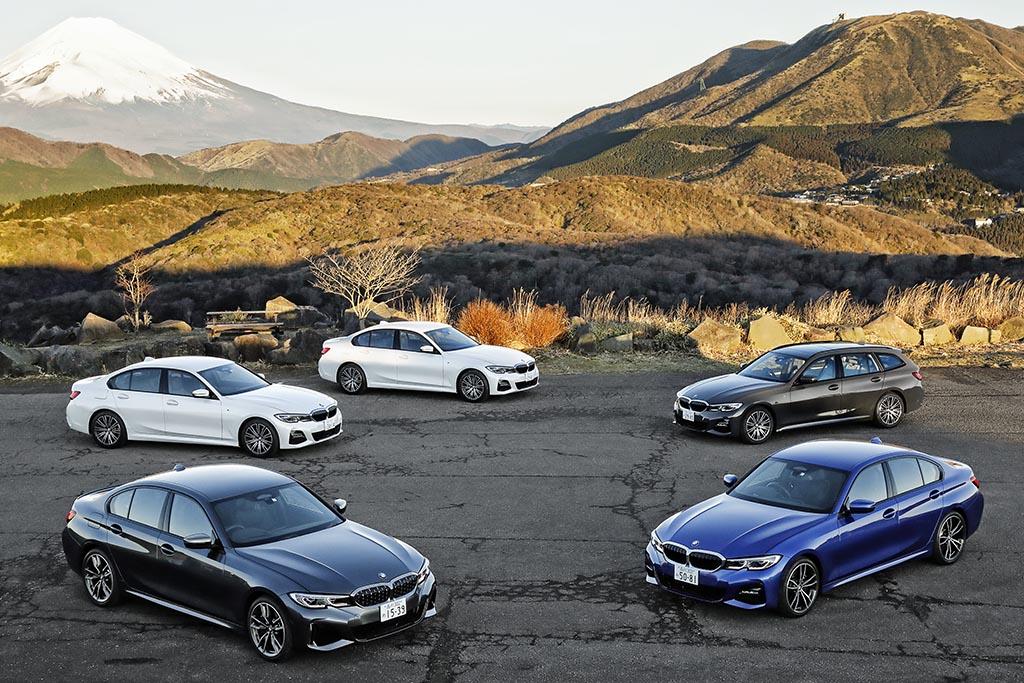2020年上半期・最新BMW3シリーズ・バイヤーズガイド「いま選ぶべき3シリーズはどれだ?」