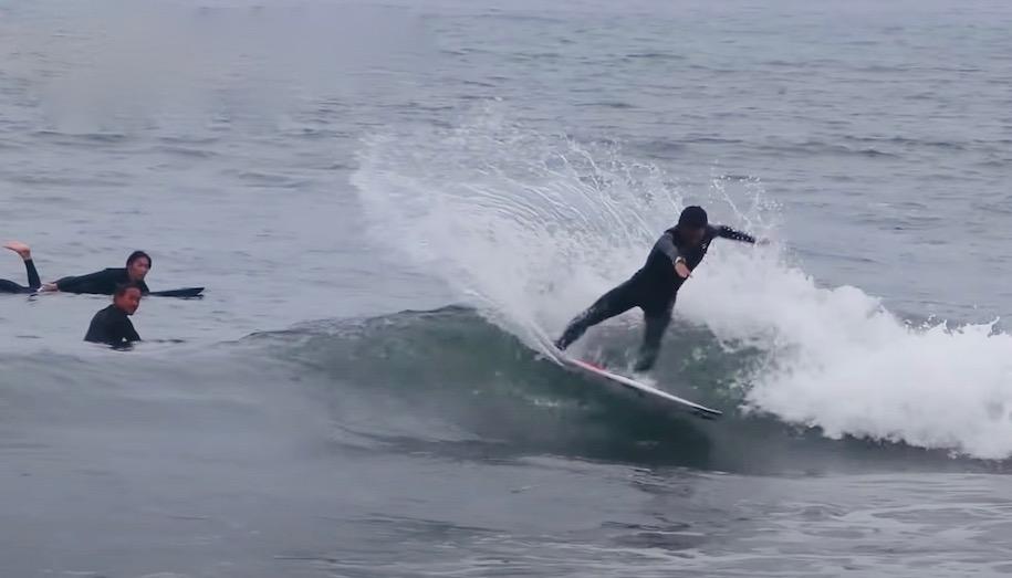 サーフィンが劇的に上手くなる!世界で活躍する19歳 安室丈のコーチング内容を公開