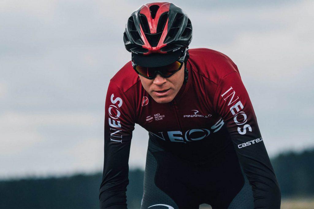 チーム・イネオスがクリス・フルーム(イギリス)との契約を2020年で終了と発表