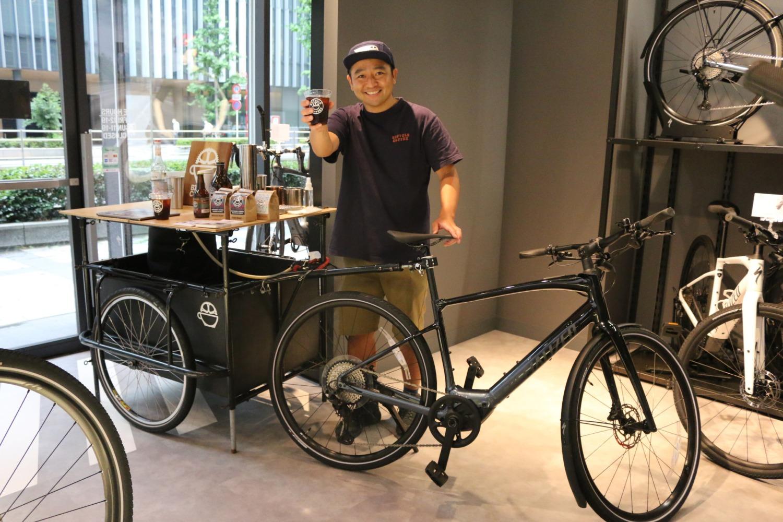 E-Bikeでオーガニックコーヒーをデリバリー スペシャライズドがバイシクルコーヒーにE-Bike「VADO SL」を供給すると発表