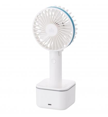 LOGOSのどこでも持ち歩ける便利なハンディー扇風機「野電・扇風機シリーズ」は熱中症対策に最適!