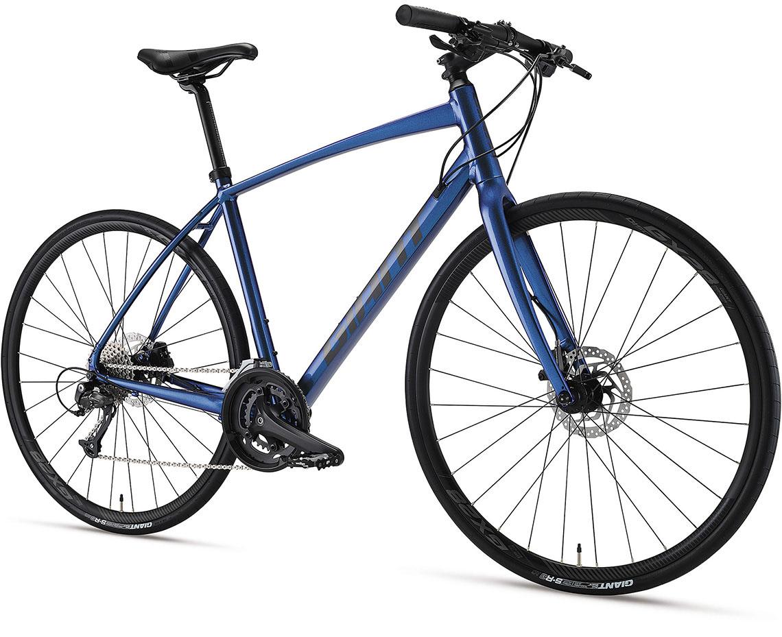 GIANTのスポーツクロスバイク「Escape RX」シリーズの2021年モデルが登場