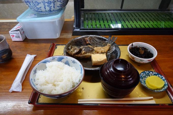 【麒麟(きりん)】定食がおいしい!とびしま海道下蒲刈島の食事処