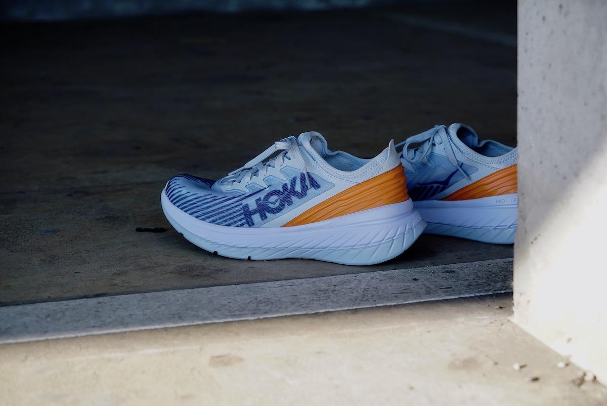 進化の焦点は履きやすさと安定感へ。HOKA ONE ONE、CARBON X-SPEを体感レビュー