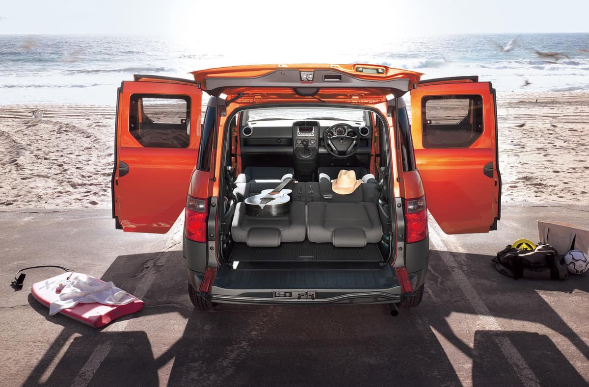最新SUVよりも斬新ってどういうこと? アウトドアで誰よりも「ドヤれる」オシャレすぎる中古SUV3選