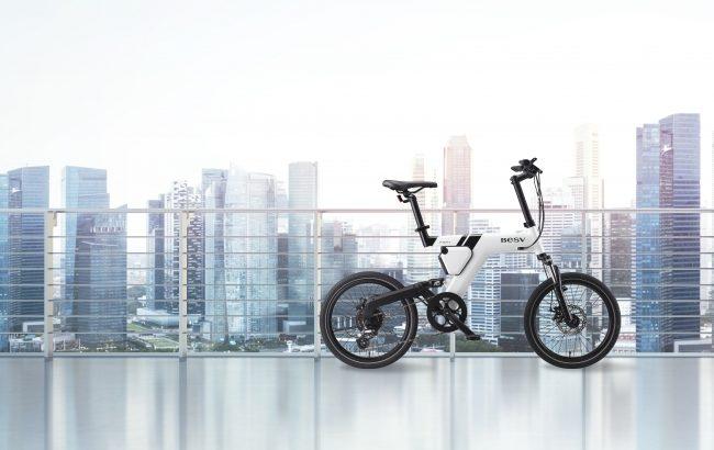 e-Bike「BESV(ベスビー)」の大人気モデルPSA1がリニューアル&限定カラー登場