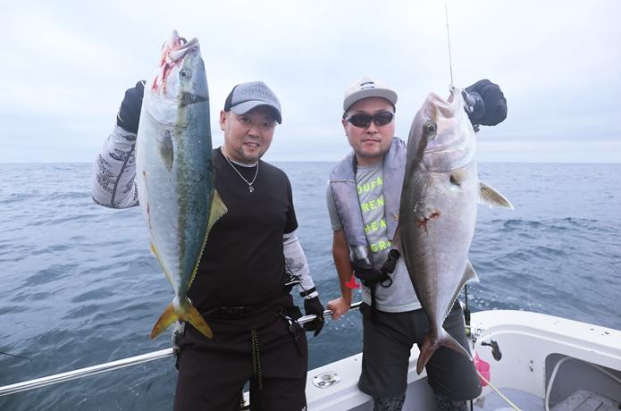 【船長の玄界灘レポートVol.6】近海で色々な魚が釣れてます!夏マサもスタート!