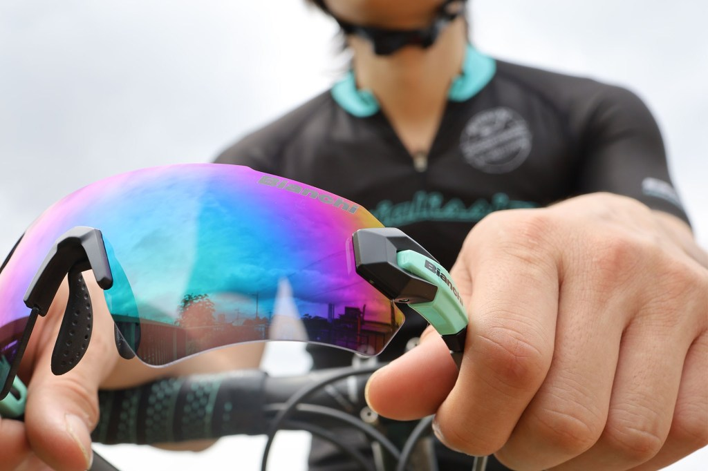 日本人用に最適化されたサングラス「ビアンキ ジャパンオリジナルサングラス」2020年モデルが登場