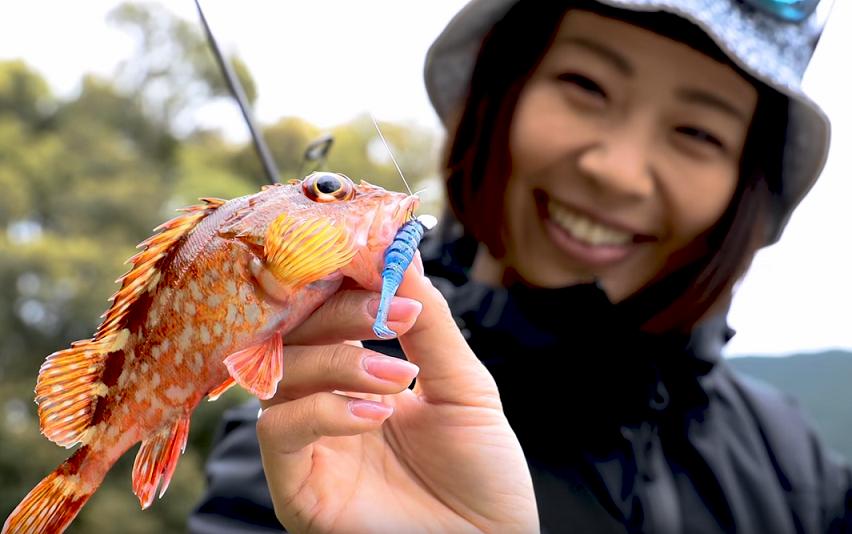 釣り女子の悩み解決!釣りを楽しみたい人がカンタンに使える道具特集