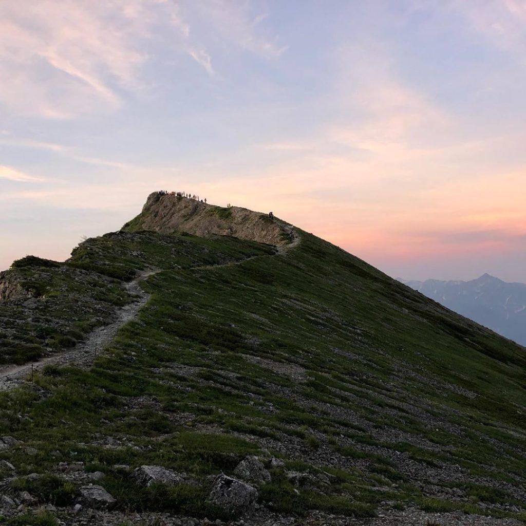 白馬岳から欅平 登山ルート・難易度・時期