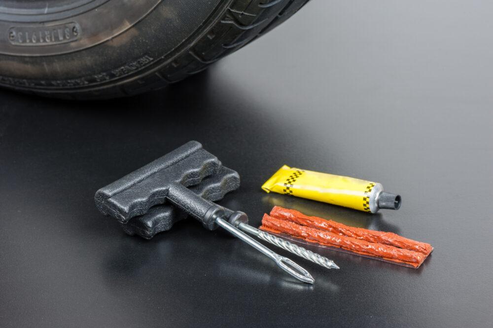 パンクの主な原因と対処法|車用パンク修理キット&修理剤おすすめ人気11選