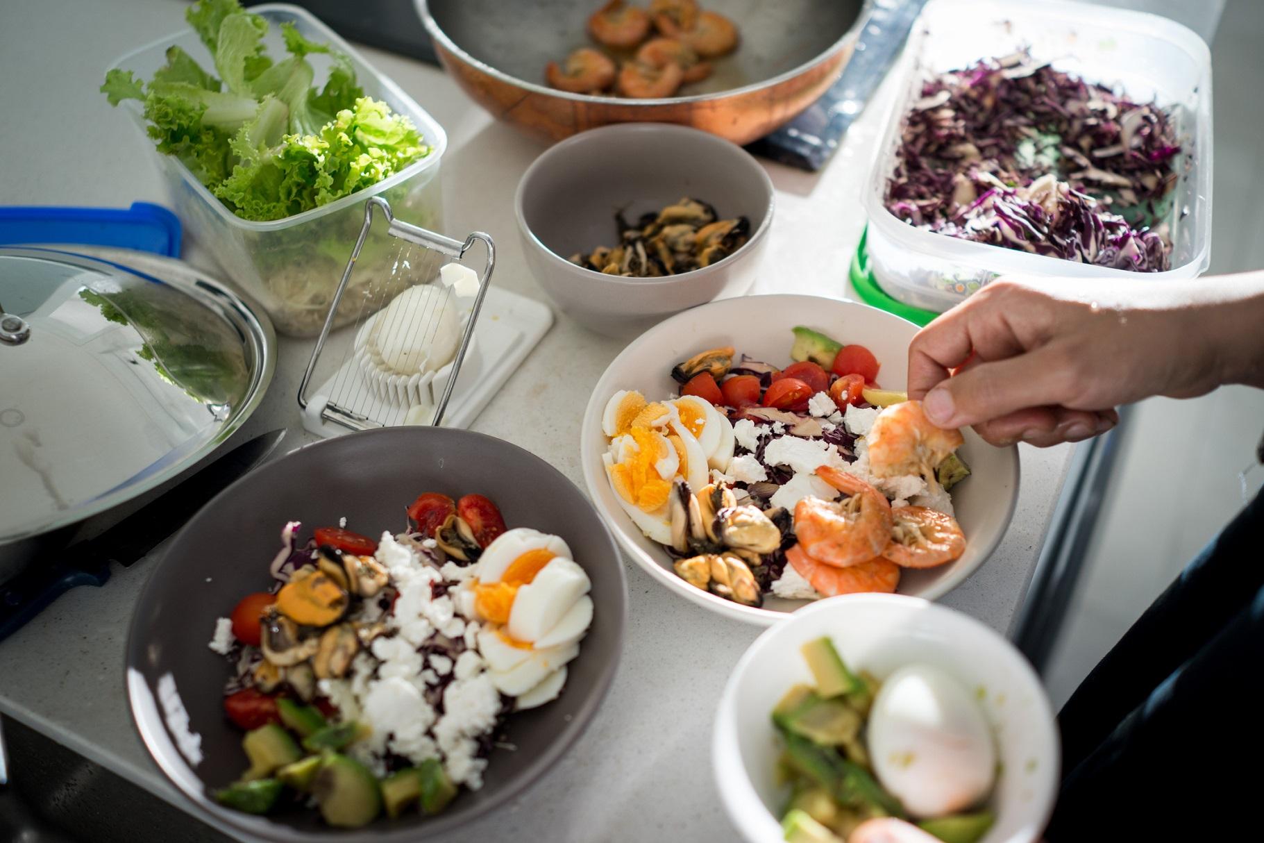 1食あたりの「たんぱく質」が多い食品は?おすすめの食べ物一覧