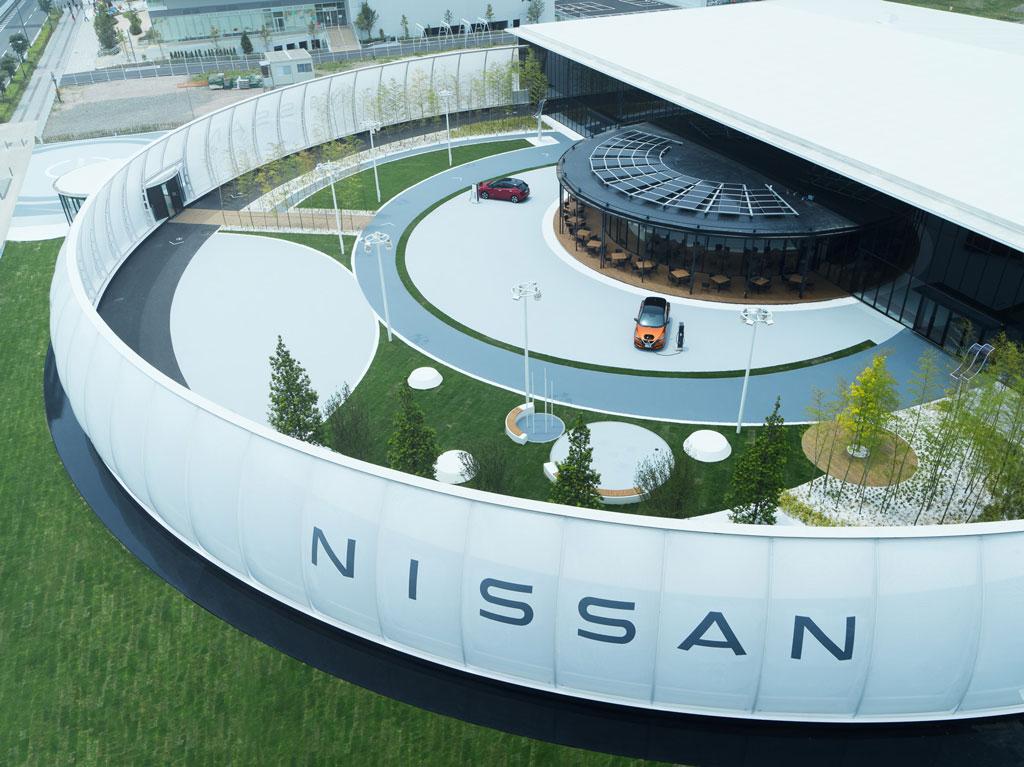 期間限定! 体験型エンターテインメント施設の「ニッサン パビリオン」が横浜みなとみらいにオープン