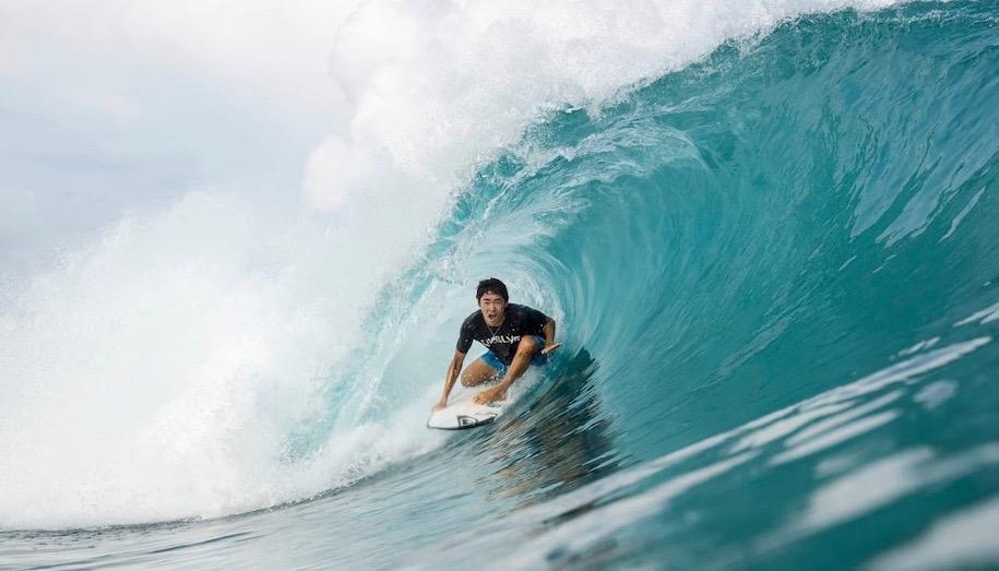 コロナ禍の影響でサーフィンコンテストの中止・延期が続く中、選手達のコメントを発表