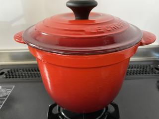 【ル・クルーゼで炊飯しよう】失敗せずに『ル・クルーゼ』でご飯を炊く方法を伝授!