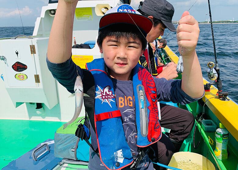 ビギナー大歓迎の美味しい代表魚 東京湾で夏に旬を迎えるシロギスへGO!