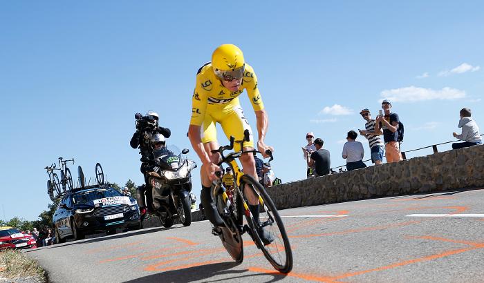 ツール・ド・フランス2020、J SPORTSオンデマンドで全21ステージ独占生中継!