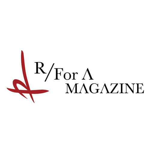 R/ForA MAGAZINE