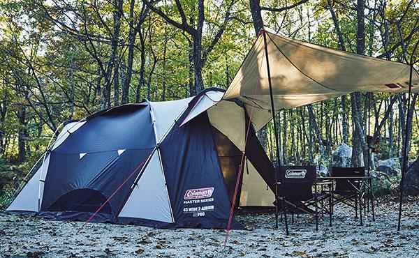 セットで安心!コールマンのテント、セット販売アイテムおすすめ6選