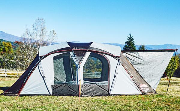 コールマンのテントの最高峰「ウェザーマスターシリーズ」おすすめ6選。1年を通じて快適なキャンプをしよう!