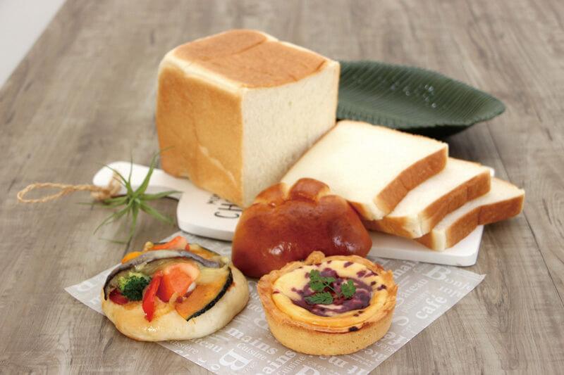 地産地消で幅広い世代に人気のパン屋さん