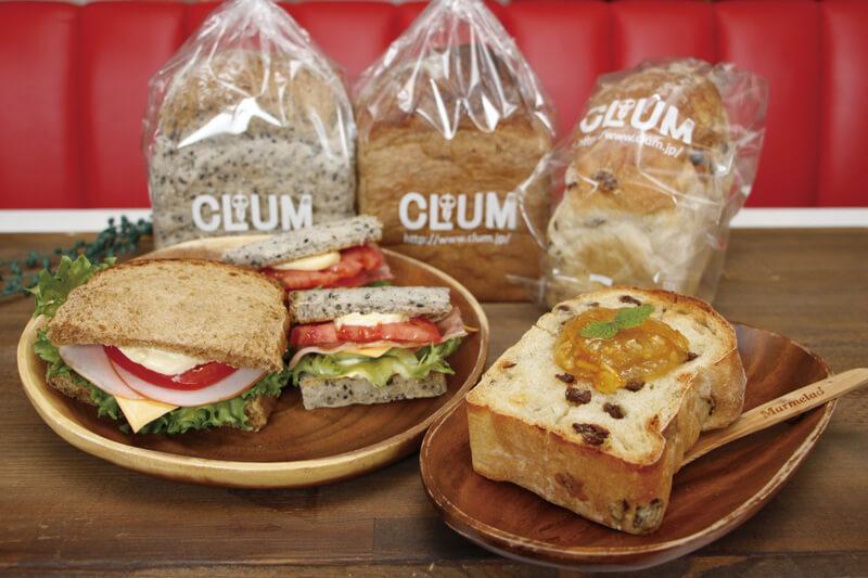 自家製天然酵母100%使用のこだわりパン