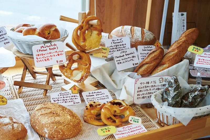 食べたいパンを求めて毎日訪れたいベーカリー