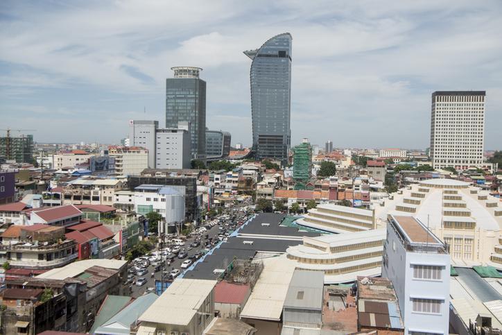 【未経験応募可能!】日系企業のカンボジア工場のマネージャー候補募集!