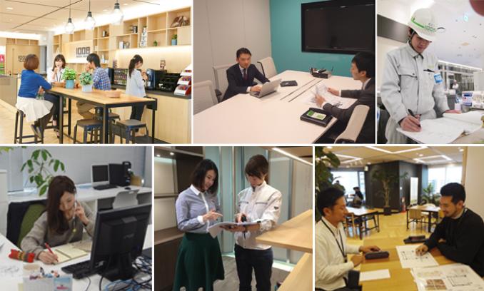 国際舞台で活躍できる日本籍、外国籍の建築・内装設計者募集中