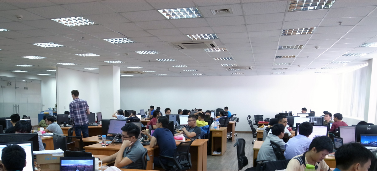 日本とベトナムに懸け橋を オフショア開発ソリューション営業企画メンバー(幹部候補)募集