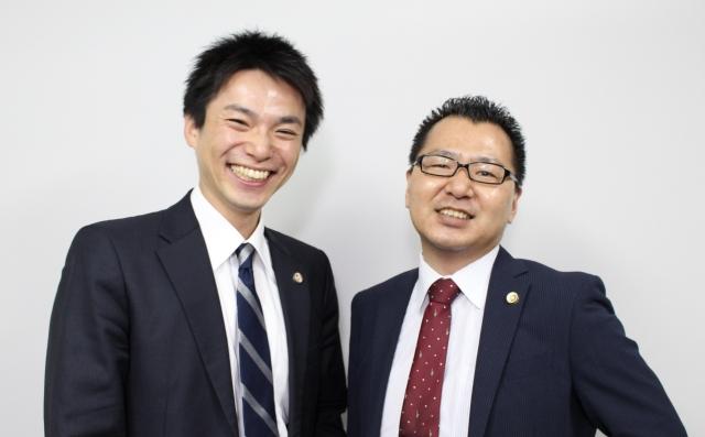 加藤弁護士と守永弁護士