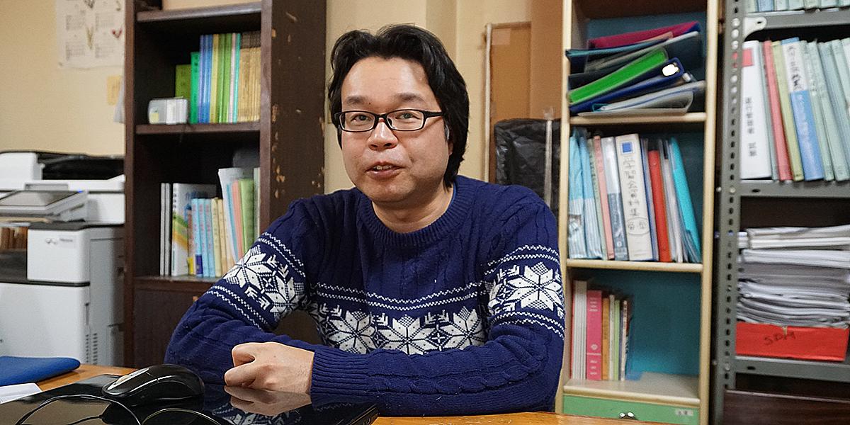 労評・工藤貴史さん