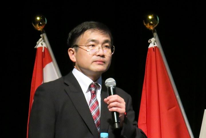 慈恵病院の蓮田健副院長