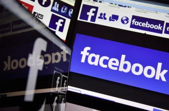 (FILES) This file photo taken on November 20, 2017 shows logos of US online social media and social networking service Facebook. Canadian telecommunications firm BlackBerry sued Facebook on March 6, 2018, accusing the American social media company of infringing on its patents for messaging apps. BlackBerry is claiming infringement on patents it holds for message encryption and notifications, and is seeking an injunction as well as damages for lost profits, although no figure was given.Facebook and its wholly-owned services Instagram and WhatsApp are named as defendants in the lawsuit.  / AFP PHOTO / LOIC VENANCE