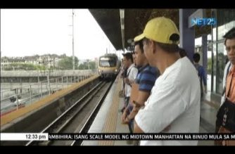 LRT-1 extends operating hours starting today, Dec. 11