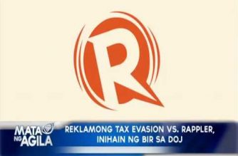 UPDATED: BIR sues Rappler for tax evasion