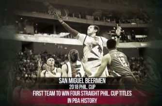 JUST IN: SMB wins 4th straight Philippine Cup title with 108-99 double-OT Game 5 victory over Magnolia