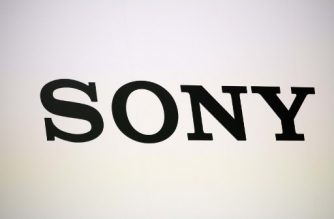 The Song logo is pictured during a press conference at the Sony headquarters in Tokyo on May 22, 2018. Japanese entertainment giant Sony on May 22 announced a 1.9-billion USD deal to acquire EMI Music Publishing, one of the world's largest music publishing companies with rights to songs by the likes of Queen and Pharrell Williams. / AFP PHOTO / Martin BUREAU