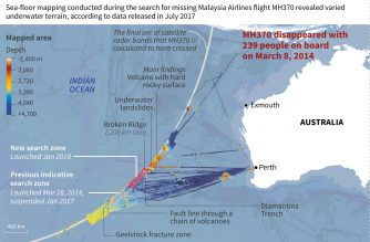 MH370 search to end next week: Malaysian minister