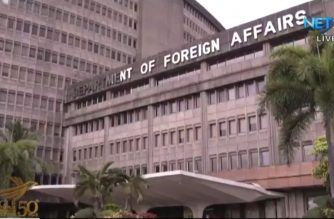 DFA reiterates its appeal for Filipinos to leave conflict-ridden areas in Libya